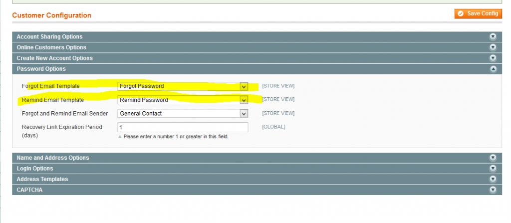 Magento_forgot_password_passwort_funktioniert_nicht