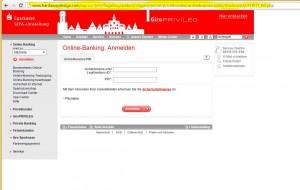 sparkassen-phishingmail