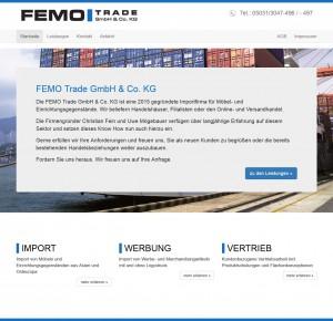 Internetseite Hannover