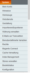 magent-backend-kuerzlich-angesehene-producte-system-konfiguration