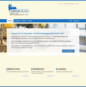 Sessel & Co Handels- und Beratungsgesellschaft mbH' - www_sesselundco_de