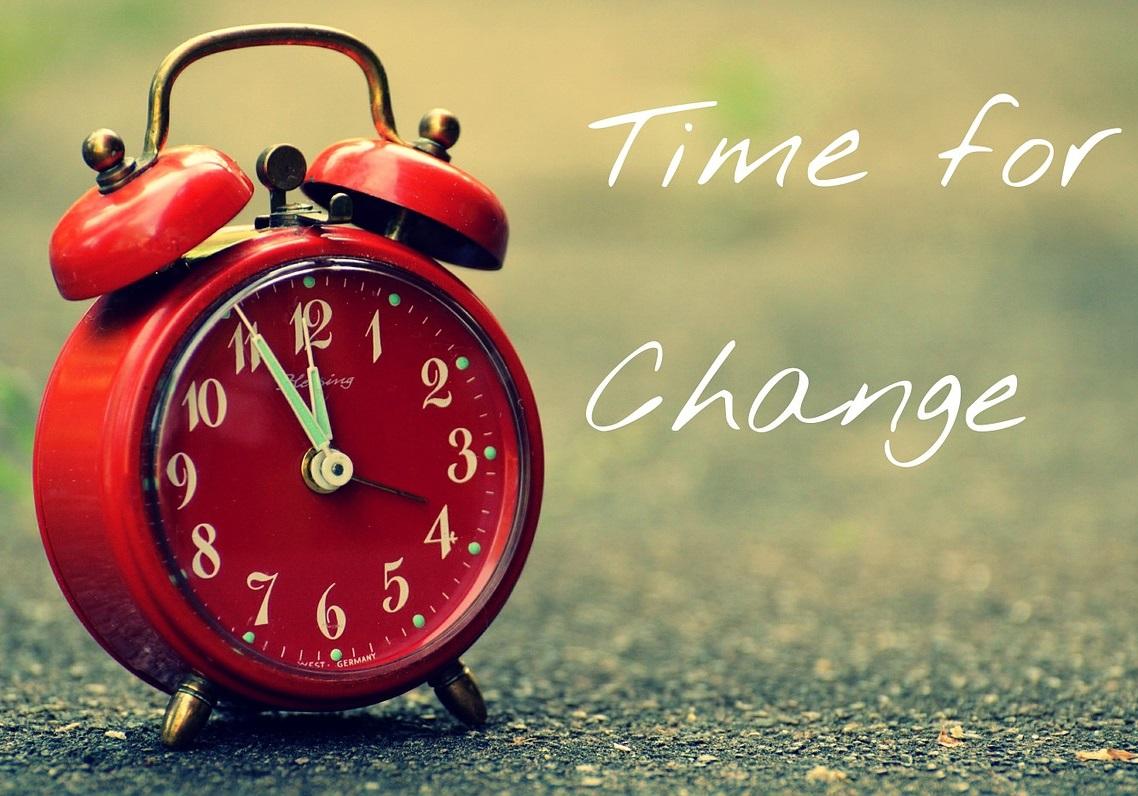 Handwerker Internetseite Zeit für Wandel