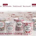 Magento Online Shop Referenze wohnhaus-welten