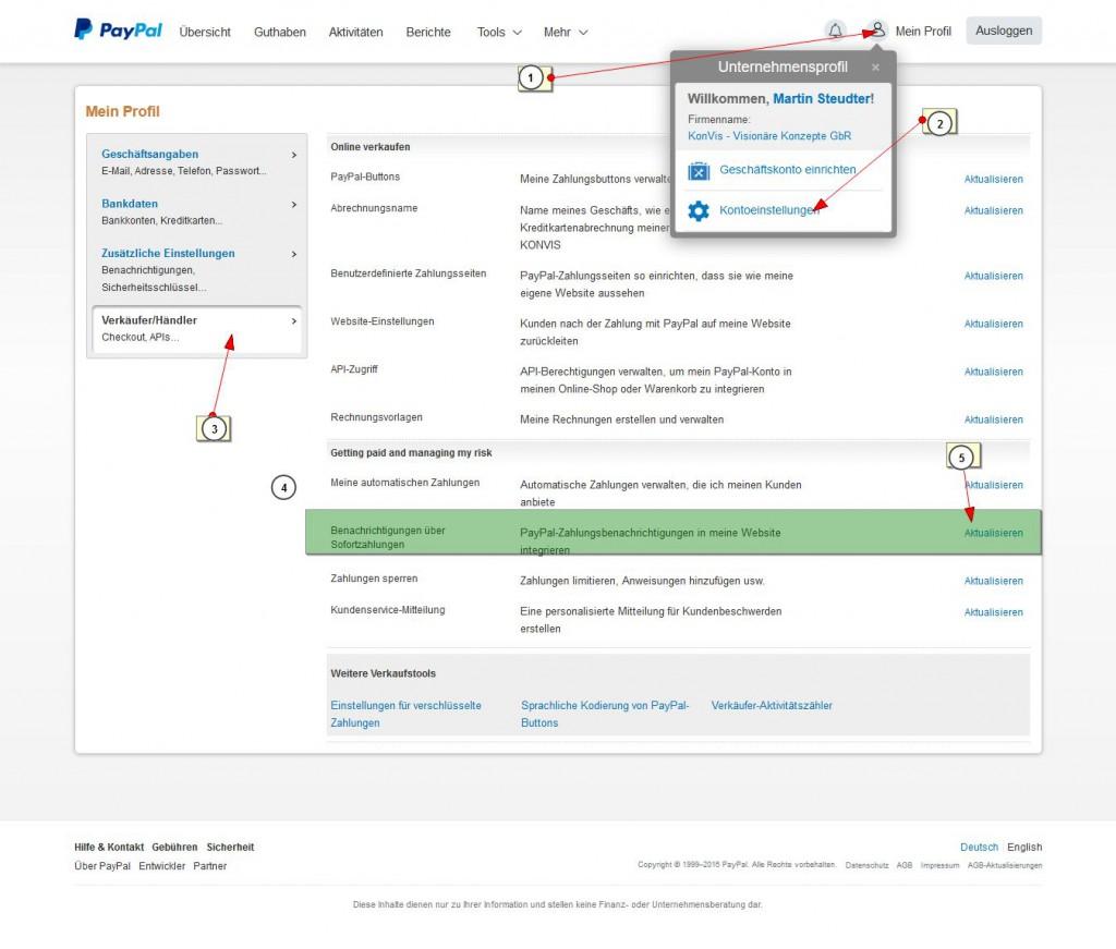 """IPN """"Pending"""". Erfasster Betrag in Höhe von XXXX € ausstehend - warte auf Genehmigung vom Gateway. Transaktionsnummer:"""