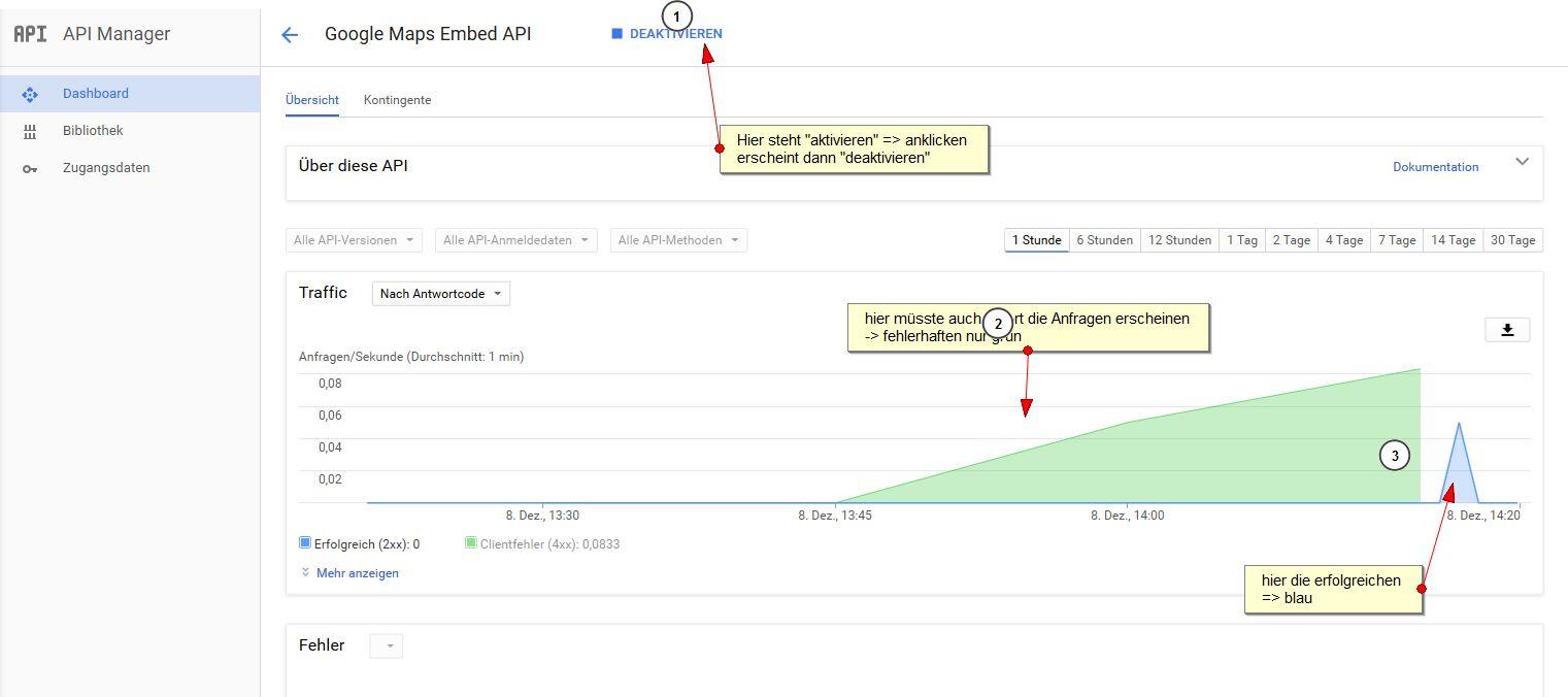 google-maps-api-schluessel-zugangsdaten-service-aktivieren-übersicht