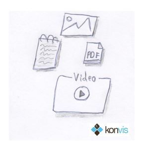 Magento Shop ausführliche Informationen für Kunden als Video, PDF, Beschreibung