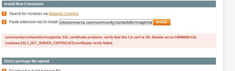 SSL CERTIFICATEVERIFYFAILED certificate verify failed - mandegar.info