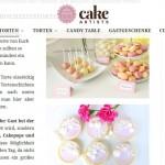 Hochzeitstorte Hannover von CakeArtists