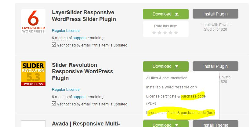 Layer Slider Revolution Slider WordPress Plugin Premium Code
