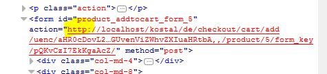 Mixed Content SSL Fehler